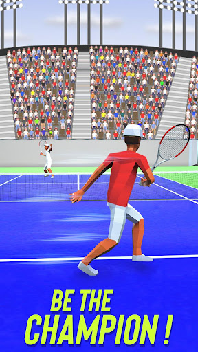 Tennis Fever 3D: Free Sports Games 2020 android2mod screenshots 4