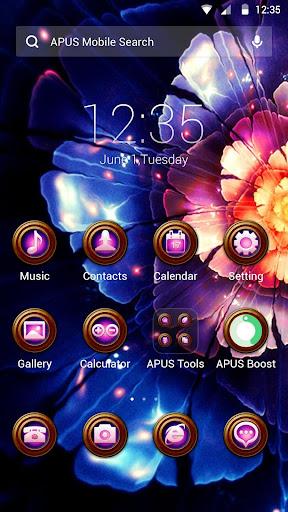 Razortail theme for APUS