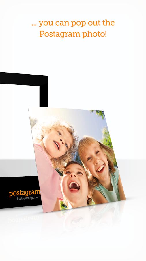 Postagram Postcards - screenshot