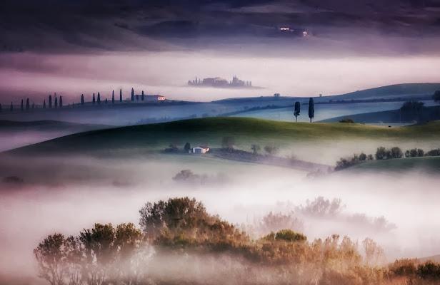 Nella nebbia del mattino di CarloBassi