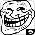 Rage Faces Troll icon
