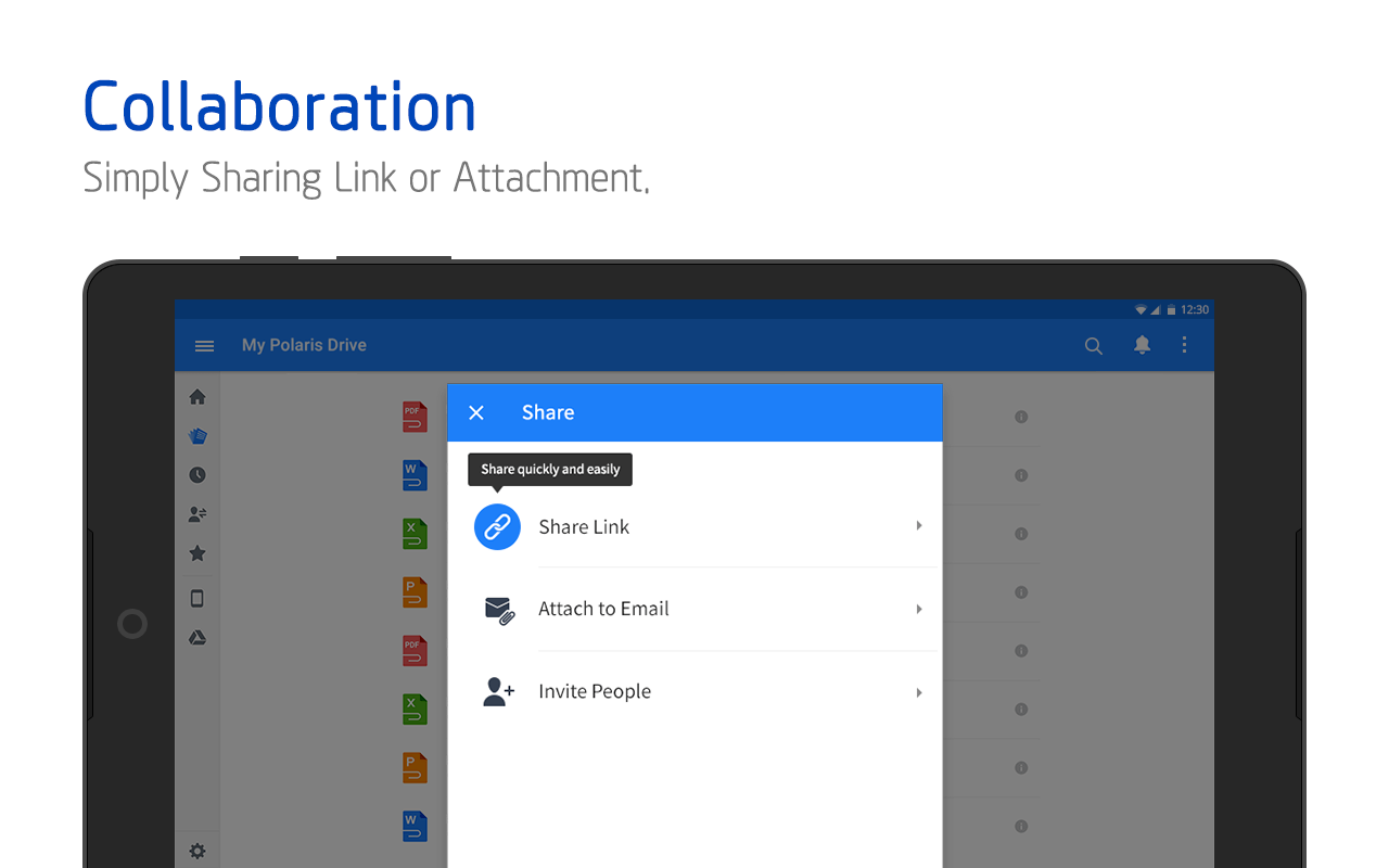 Polaris Office + PDF screenshot #16