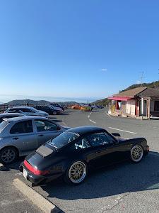 964 カレラ2  のホイールのカスタム事例画像 Porsche mania japanさんの2019年01月13日16:26の投稿