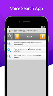 App Voice Search App for All. All Voice Search. APK for Windows Phone
