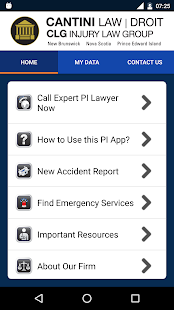 Cantini Law Injury Help- screenshot thumbnail