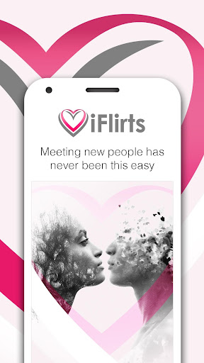 iFlirts u2013 Flirt, Dating & Chatting for Singles 5.2.11 (Quattro) screenshots 1