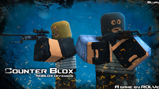 Counter Blox Roblox Offensive Roblox Tricks - náhled