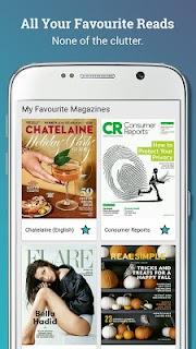 Texture - unlimited magazines screenshot 03