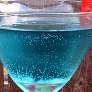 Mermaid Martini.