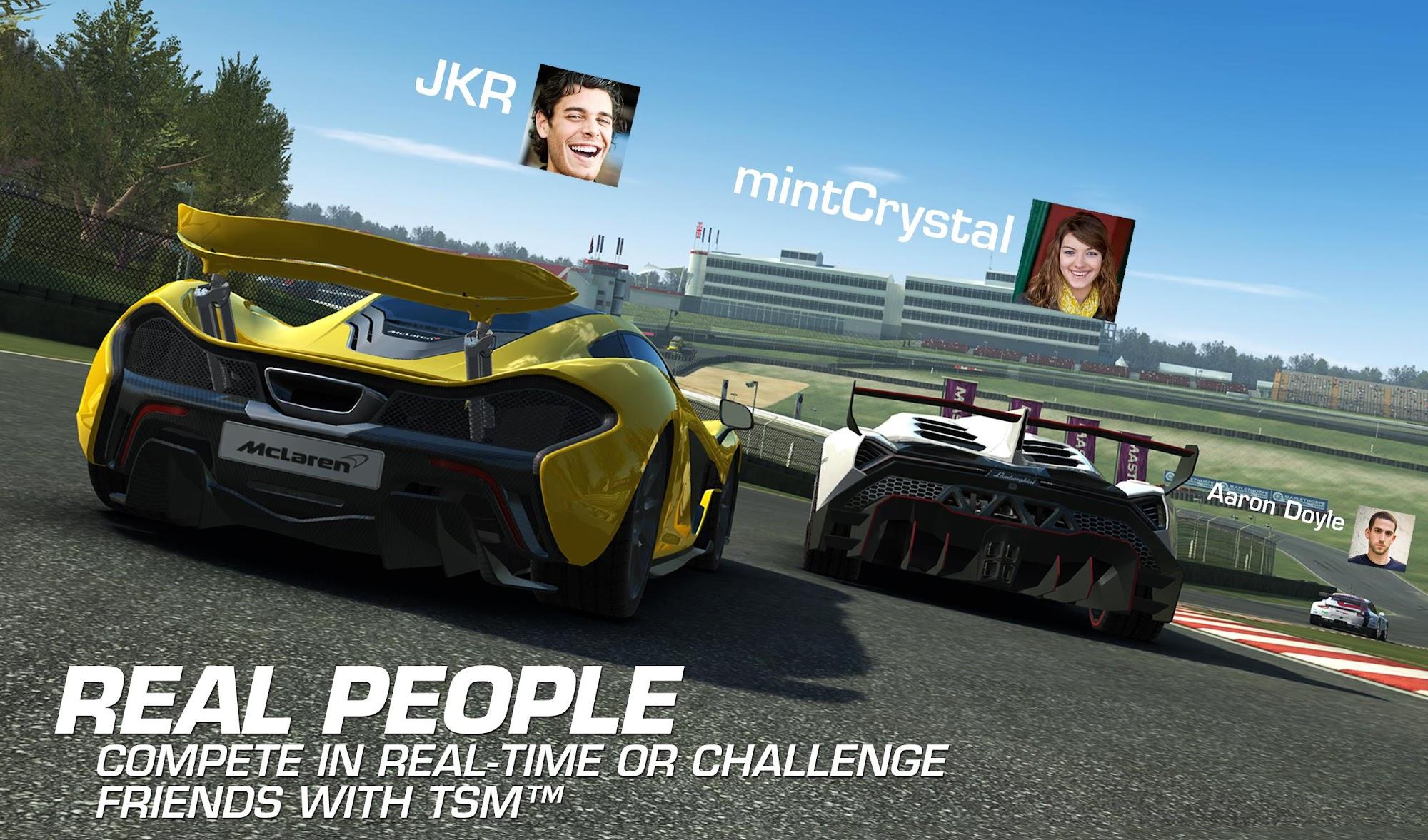 Real Racing3 screenshot #8
