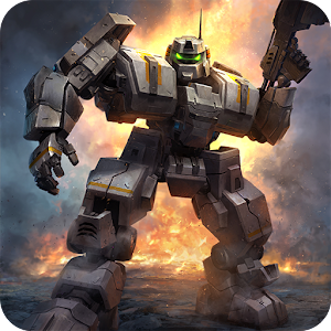Dawn of Steel 1.9.5 by Flaregames logo