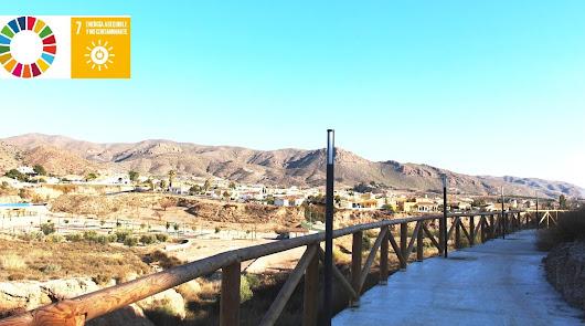 Mejores accesos e iluminación para la Mina del Espejuelo de Arboleas