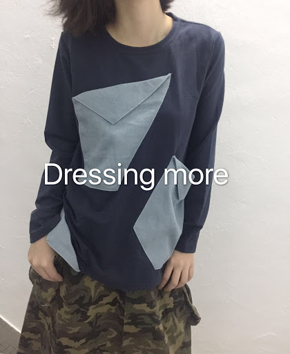 Dressing More