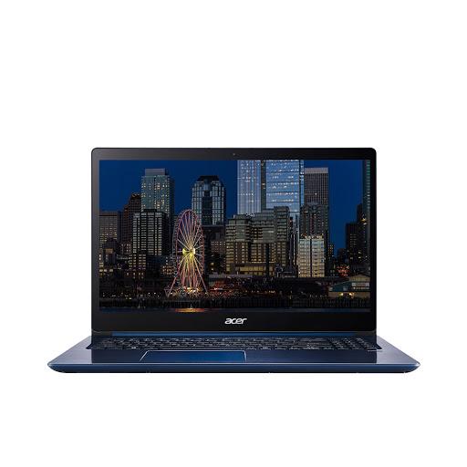 Máy tính xách tay/ Laptop Acer Swift 3 SF315-51-530V (NX.GSKSV.001) (Xanh)