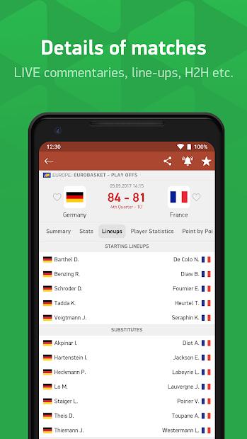 FlashScore on Google Play Reviews   Stats