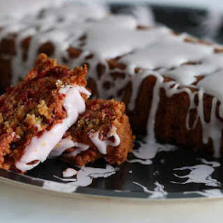 Beet Cake.