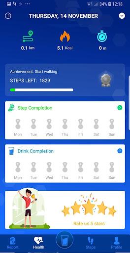 Water drink reminder screenshot 19