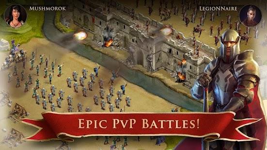 Seasons of War - old version Apk by Imperia Online LTD  - wikiapk com