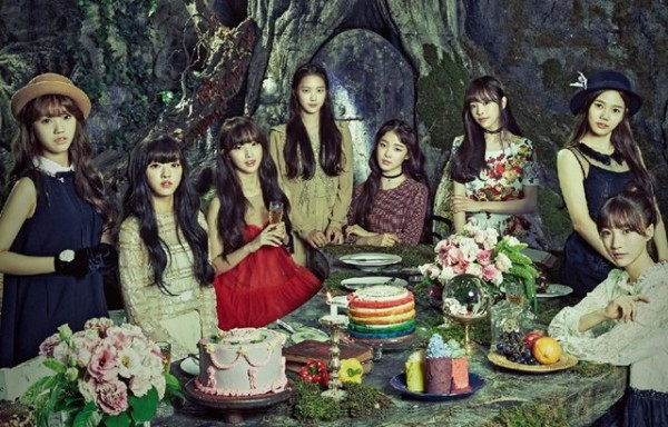 closer oh my girl