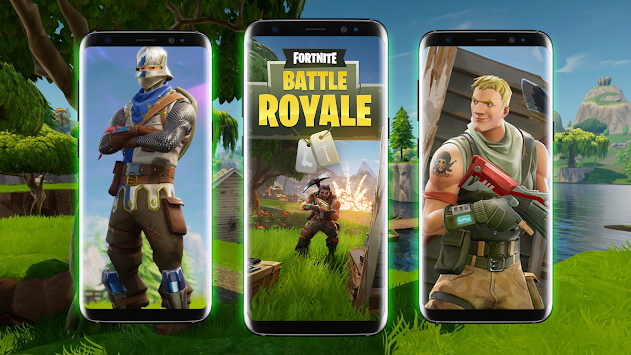 Download Fortnite Battle Royale Wallpapers Hd Background 4k Apk