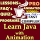 Learn Java Programming [ Compiler Pro ] icon