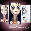 Momo Joke Call - Fake Video Calling icon
