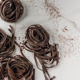 Cocoa Pasta.