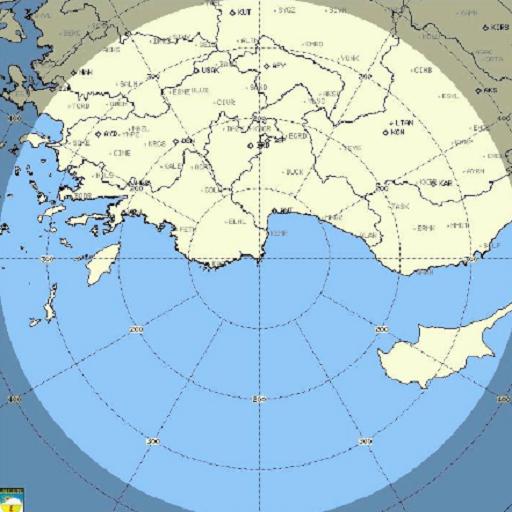 Antalya Yağmur Radarı