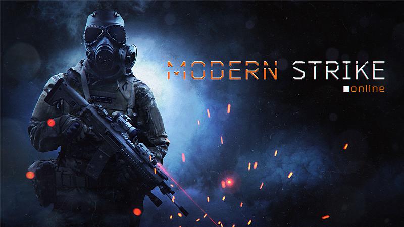 Modern Strike Online v1.19.3 (Mod Ammo/Premium)