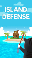 Brick Breaker - Island Defense