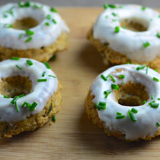 Baked Savory Herbed Donuts