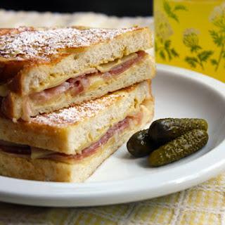Monte Cristo Sandwich with Prosciutto