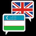 Uzbek English Translate icon