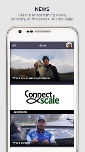 Fatsack Outdoors- Fishing App- screenshot thumbnail