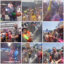 Photo: Songkran à Lop Buri
