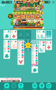 Solitaire : Cooking Tower 6