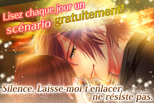 Visual novel games Français: Amour transcendant  code Triche 2