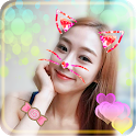 Cat Face Camera Editor icon