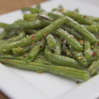 Fresh Roasted Green Beans....