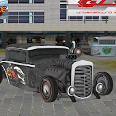 Real Time Hot Rod Racers Sim