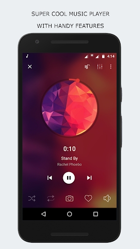 Download Augustro Music Player MOD APK 1