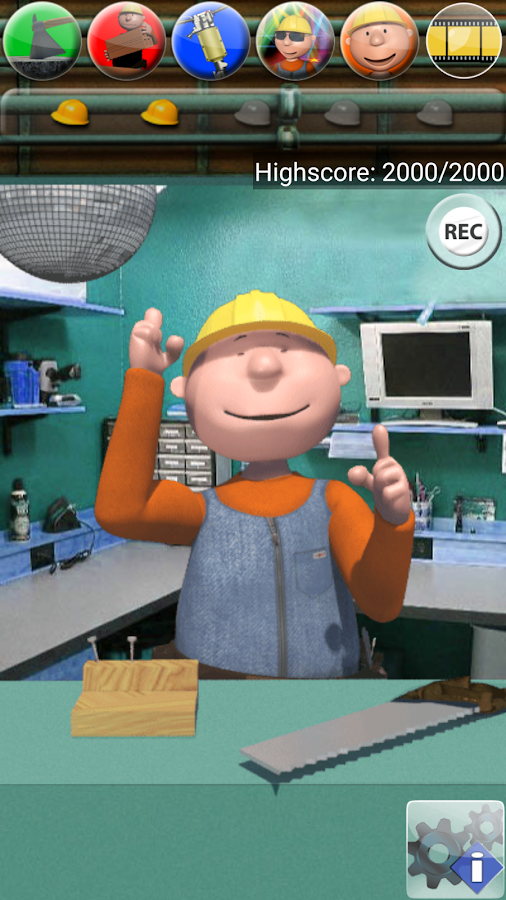 Talking Max the Worker- screenshot