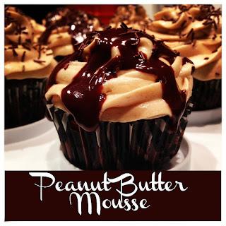 Peanut Butter Mousse.