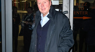 Harry Redknapp will go camping to prepare for I'm A Celebrity