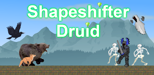 Shapeshifter Druid - by AZak - Action Games Category - 74