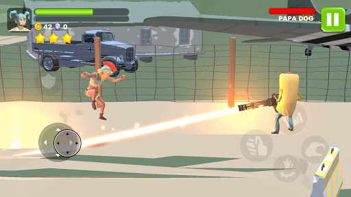 Code Triche Rage City: Streets of Gang Fighting & Fury Fighter APK MOD (Astuce) screenshots 4