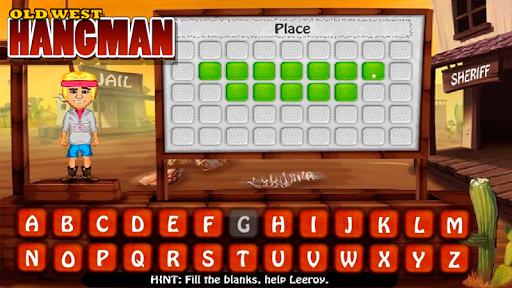 Old West HANGMAN 1.2 screenshots 4