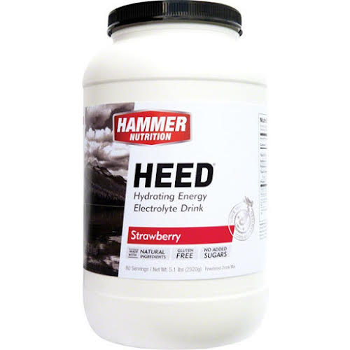 Hammer Nutrition HEED Strawberry 80 Servings