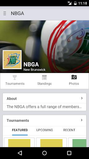 New Brunswick Golf Association
