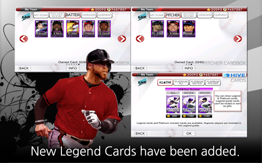 9 Innings: 2016 Pro Baseball screenshot 8